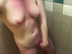 To Join Her In The Shower And Fuck Her Hard 44
