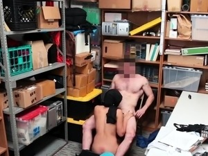 Police fuck mom and chum's step brother gets caught