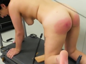 Foxy cutie is brought in anal assylum for painful the35gHk