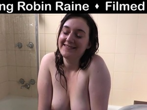 Real aussie chick rubbing