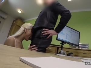 Loan4k. greta loan porn of bewitching blanche and tricky