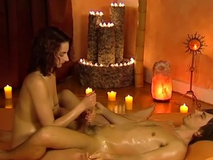 Lingam Massage From The Orient