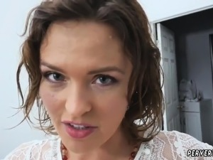 Italian mom and chum's boss anal Krissy Lynn in The Sinful S
