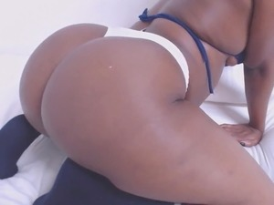 African Booty Goddes
