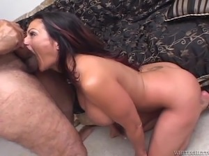 Amazing sex doll Ava Lauren is getting the most