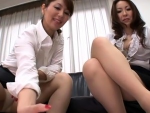Office hotty gets bawdy cleft drilled