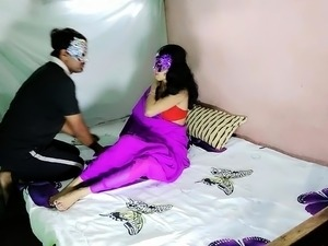 Indian Bhabhi fucking brother in-law home sex video
