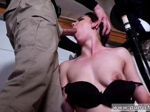 Bondage orgasm overload and pony Kyra Rose in Military Sex P