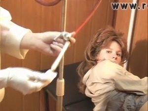Russian clinic enema