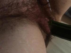 cucumber masturbation