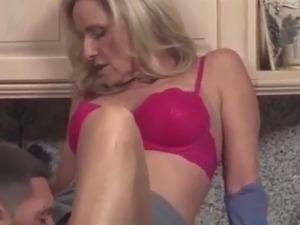 Jodi west at kitchen
