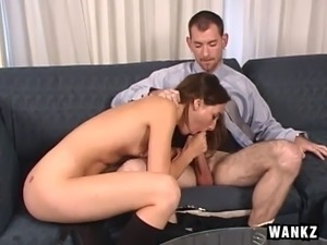 Jewish broad fucked around